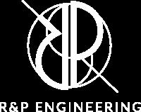 R&P Engineering Logo