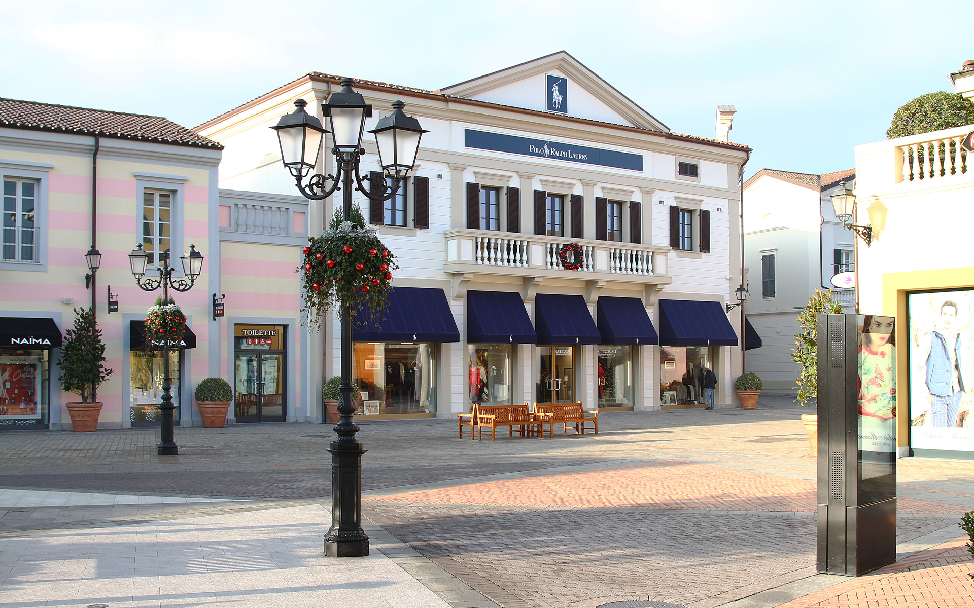 McArthurGlen Designer Outlet | R&P Engineering